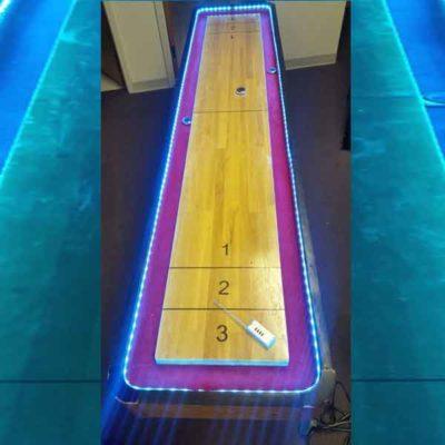 LED Shuffleboards