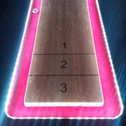 NEW Glow LED Shuffleboard