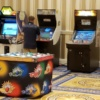 Golden Tee Golf Arcade Machine Star Wars Arcade machine