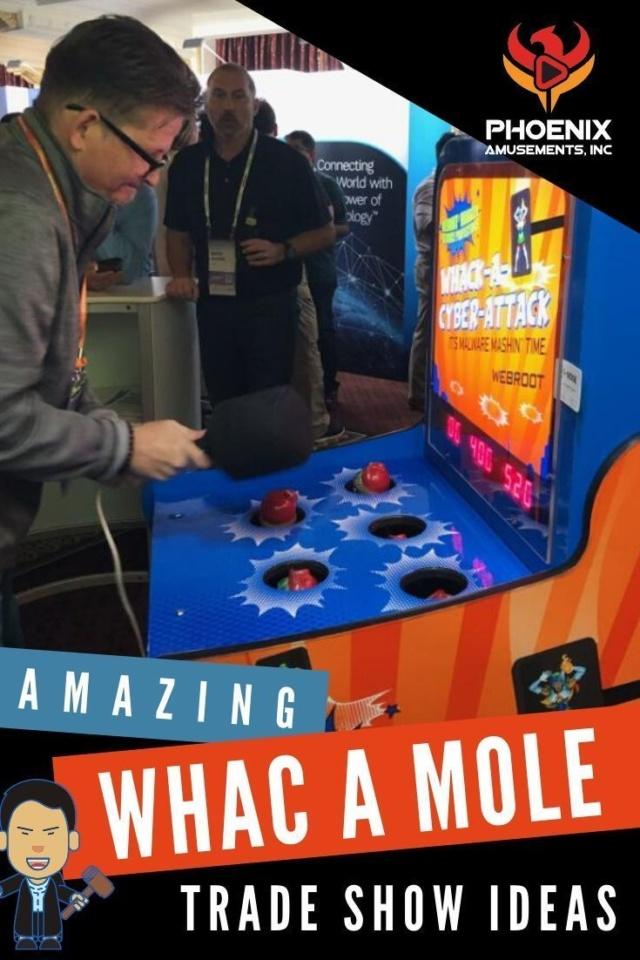 Branding Whac A Mole