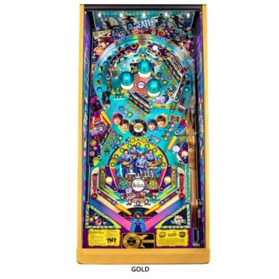 Rent Beatles pinball machine