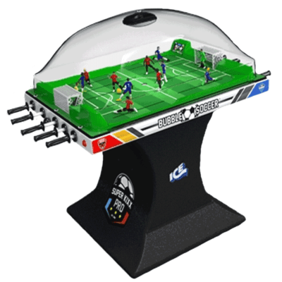 Super Kixx Dome Soccer Game Rental