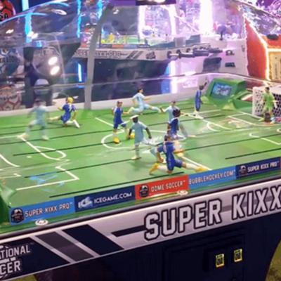 Super Kixx Close Up of Players