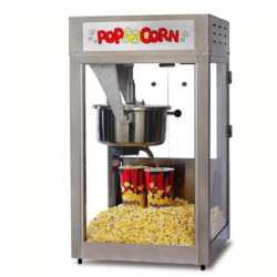 Popcorn Machine Rental for Larger Crowds