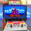 Giant Tetris with 65 inch HD LED