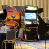 Racing Simulator Fast and Furious Upright Arcade Game in game room
