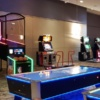 LED Air Hockey Table Rental at College Event