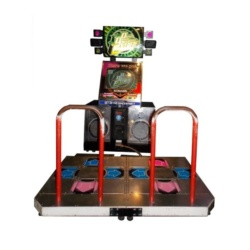 Dance Dance Revolution Arcade Machine