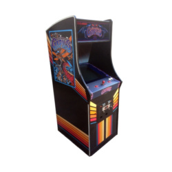 Galpus Arcade Game Rental