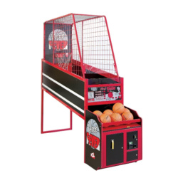 Hoop Fever Basketball Arcade Game Rental