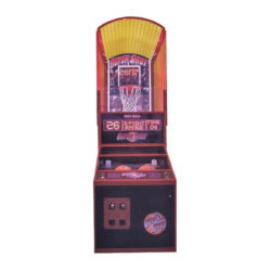 Super Shot Basketball Arcade Game Rental