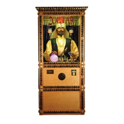 Zoltar Fortune Teller Machine Rental