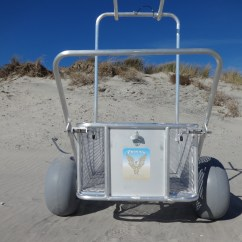 Fishing Chair Second Hand Round Swivel Phoenix Beach Buggy Cart Part 2