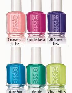 Essie neon summer nail polish collection  make some noise also new arrival neons phoenix rh blogoenixbeautylounge
