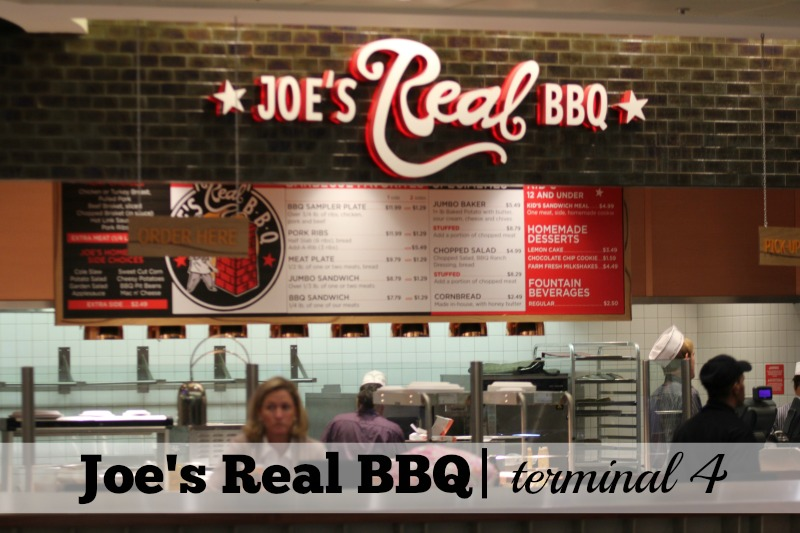 10 Best Sky Harbor Airport Restaurants: Joe's Real BBQ