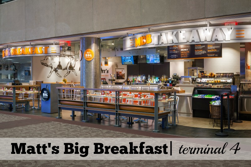 10 Best Sky Harbor Airport Restaurants: Matt's Big Breakfast