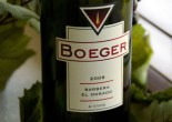 Boeger Barbera Wine