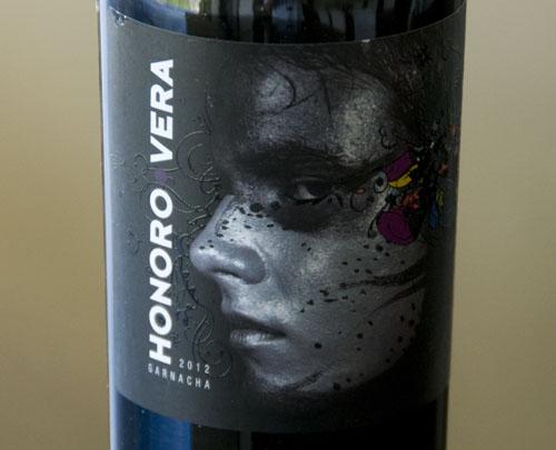 Honoro Vera Granacha Spanish Wine