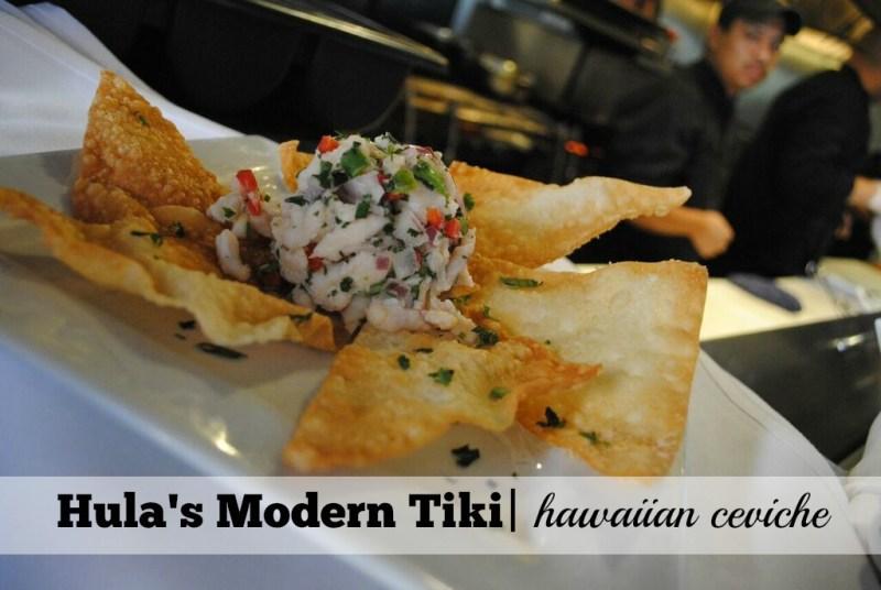 5 Top Spots for Ceviche in Scottsdale: Hula's Modern Tiki Hawaiian Ceviche