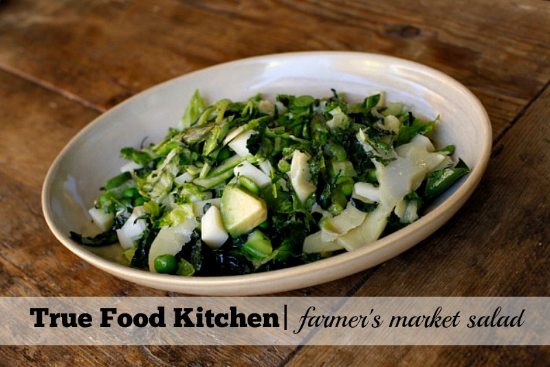 9 Hot Spots for Cool Summer Salads_True Food Kitchen_Farmers Market Salad