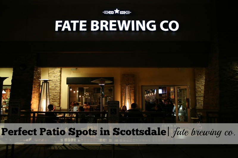 Perfect Patio Spots Fate Brewing Co