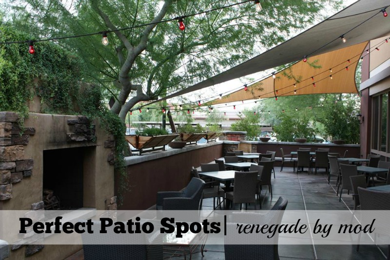 Perfect Patio Spots Renegade by MOD