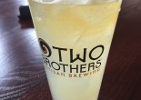 Two Brothers Tap House & Brewery Beer-Garita
