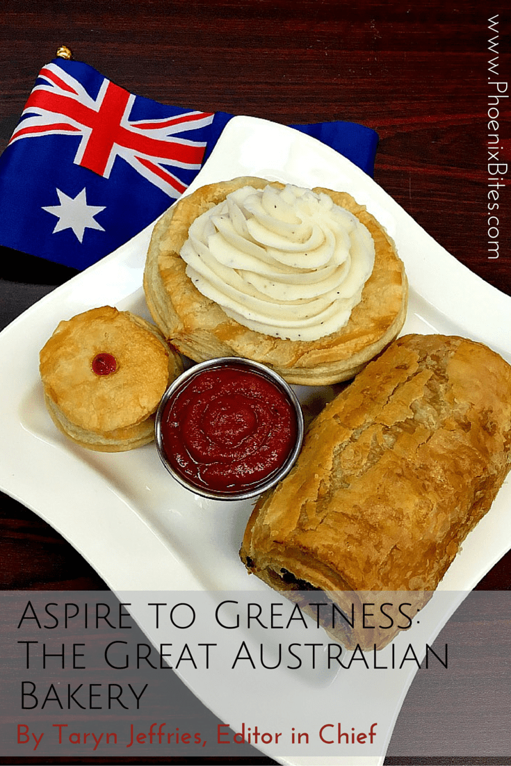 Aspire to Greatness- The Great Australian Bakery