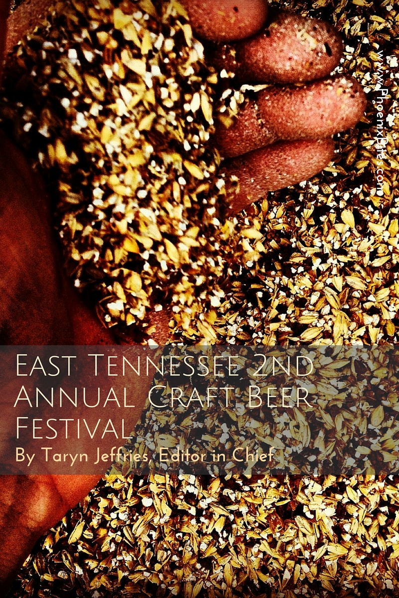East Tennessee 2nd Annual Craft Beer Festival