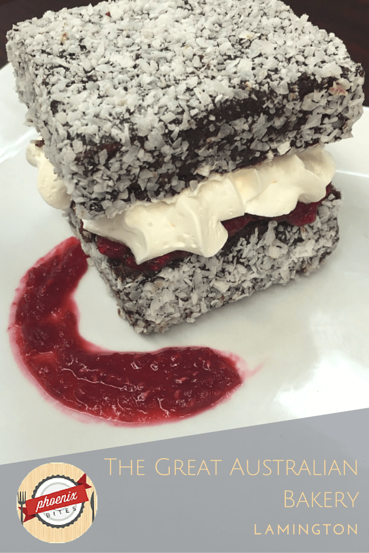 The Great Australian Bakery_Lamington