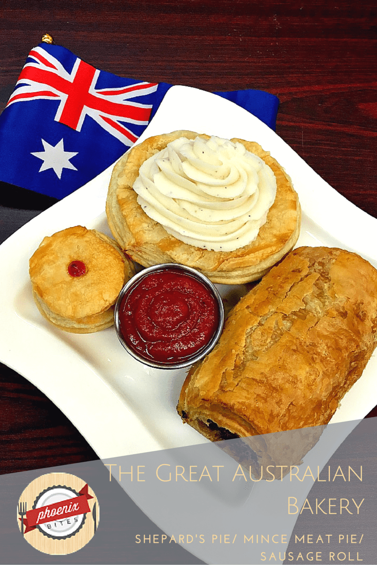 The Great Australian Bakery_Meat Pastries