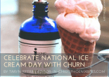 Celebrate National Ice Cream Day With Churn