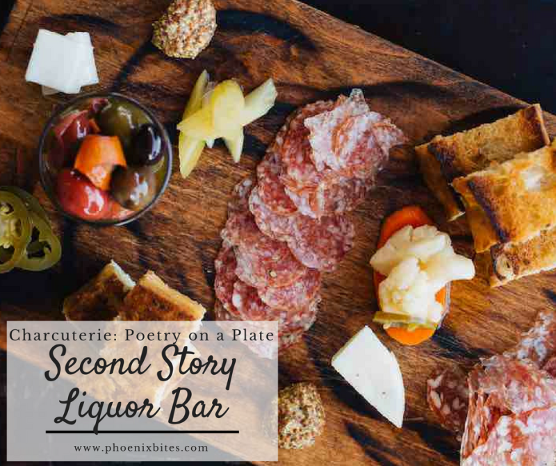 Charcuterie- Poetry on a Plate_Second Story Liquor Bar