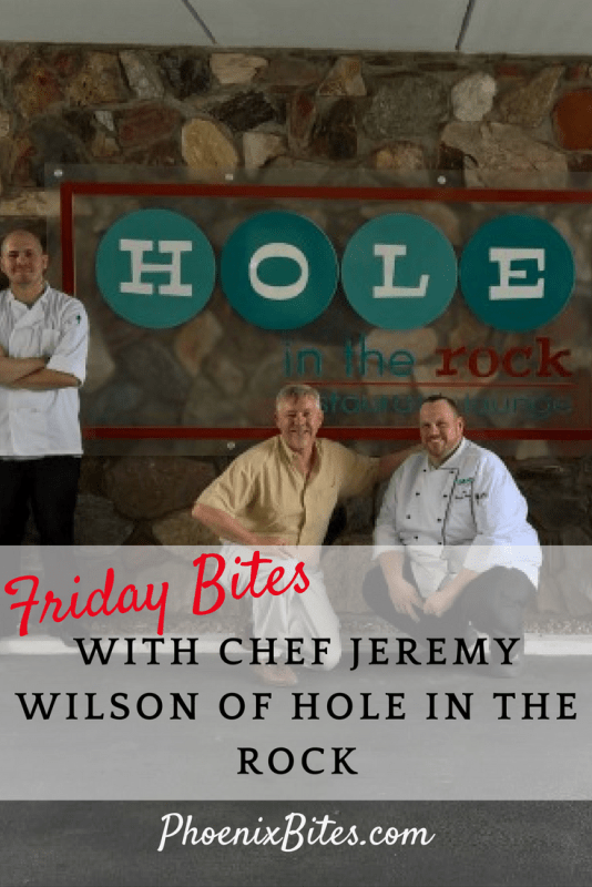 Friday Bites with Jeremy Wilson of Hole in the Rock
