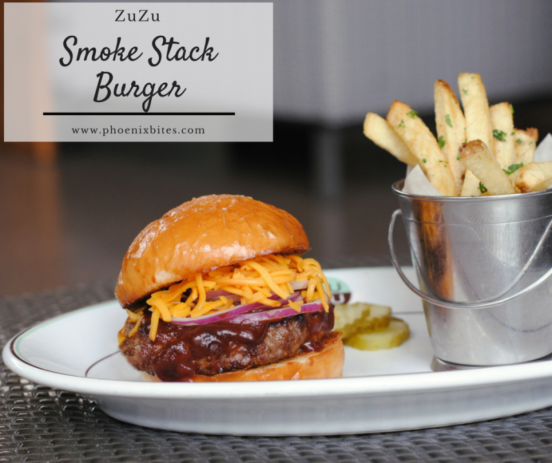ZuZu Burger Menu_Smoke Stack Burger