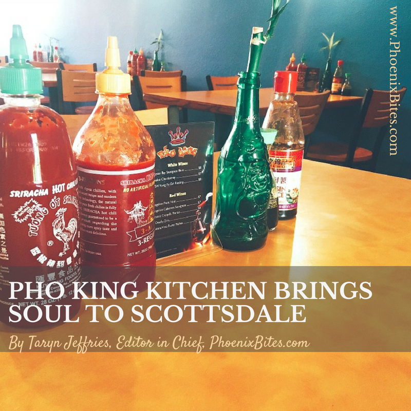 Pho King Kitchen Brings Soul to Scottsdale