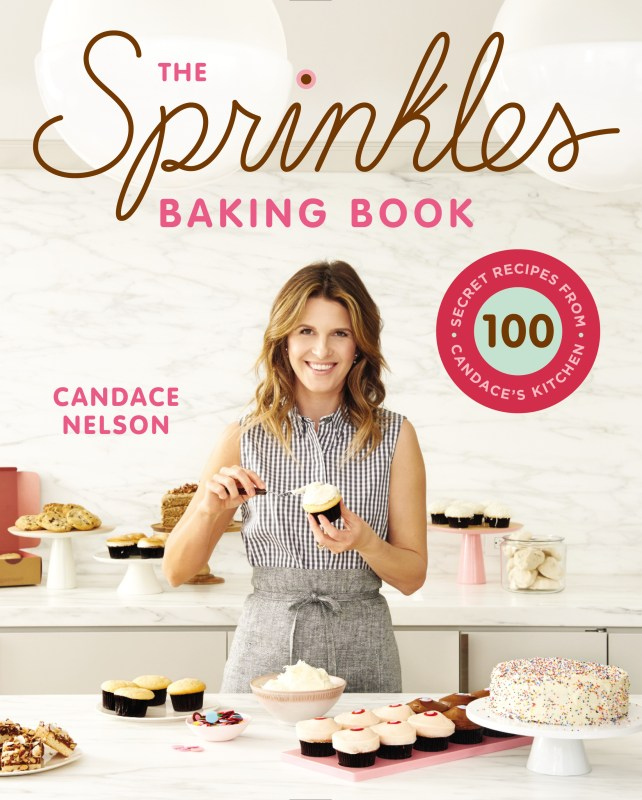 Pre-Order Your Copy of the Sprinkles Baking Book