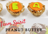 Team Spirit Peanut Butter Phyllo Minis