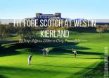 Fit Fore Scotch at Westin Kierland