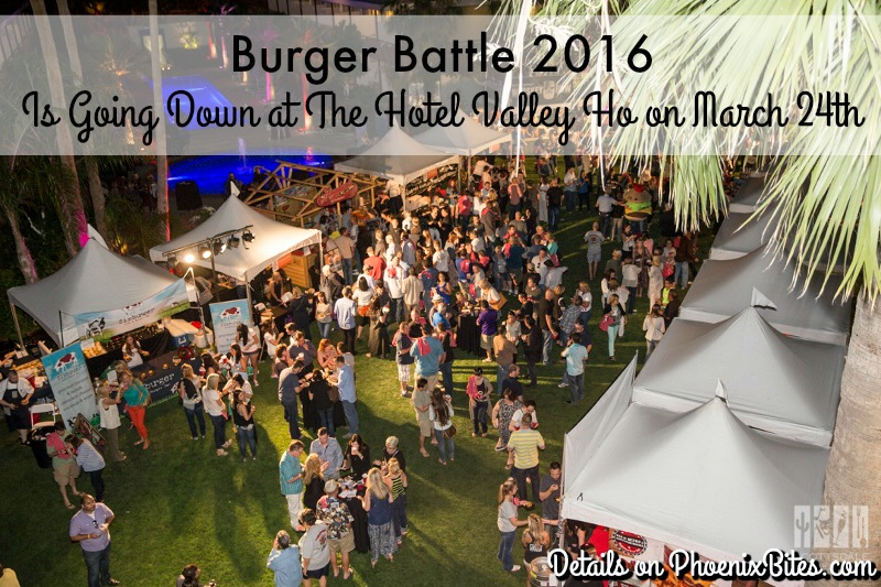 Burger Battle at the Hotel Valley Ho
