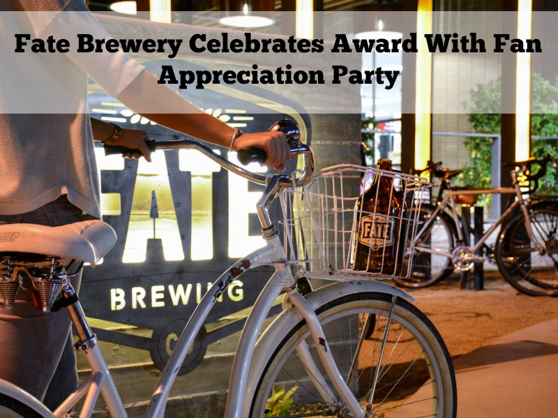 Fate Brewery named best beer bar and plans to celebrate with fan party