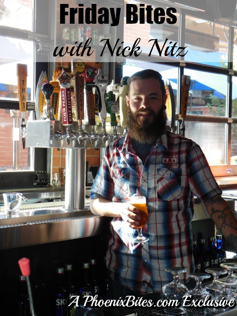 Friday Bites with Nick Nitz