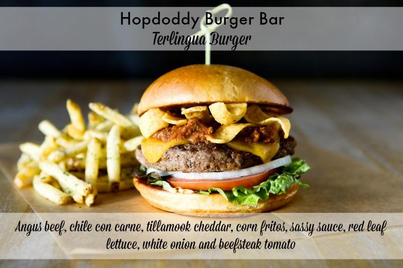 Hopdoddy Burger Bar Terlingua Burger