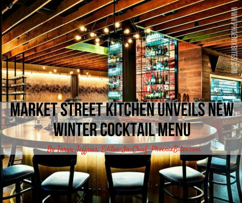 Street Kitchen Unveils New Winter Cocktail Menu