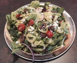 Pie Five Pizza Greek Salad