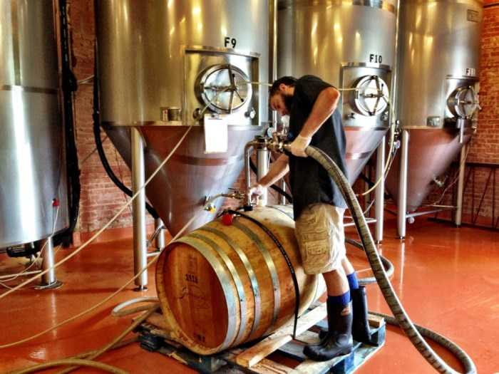 San Tan Brewing Barrel Aged