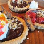 Second Story - Chocolate Tart