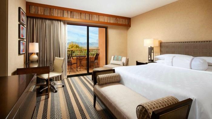 Wild Horse Pass Resort Executive Suite