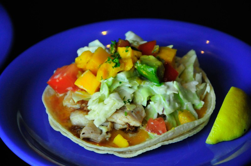 Coconuts_Grilled Fish Taco