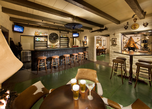 El Chorro's Classroom Bar